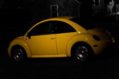 Diane's VW Bug